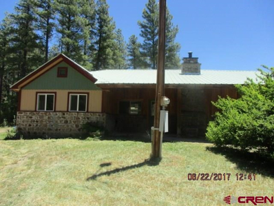 91 Elk, Pagosa Springs, CO 81147 - #: 744451