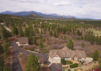 1600 Hatcher, Pagosa Springs, CO 81147 - #: 745027