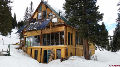 787 County Road 826 A, Crested Butte, CO 81224 - #: 745714