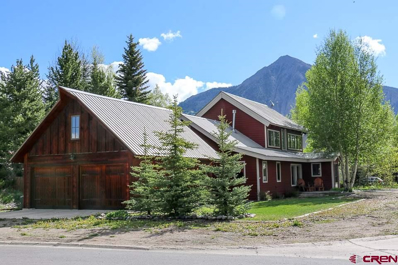 205 Teocalli, Crested Butte, CO 81224 - #: 745898