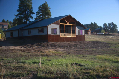 33 N Pinescent, Pagosa Springs, CO 81147 - #: 748020
