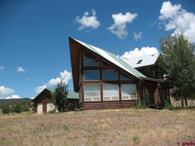 6131 County Road 15, South Fork, CO 81154 - #: 748491