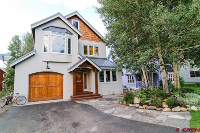 215 Teocalli, Crested Butte, CO 81224 - #: 750350
