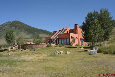 55 Round Mountain, Almont, CO 81210 - #: 750900