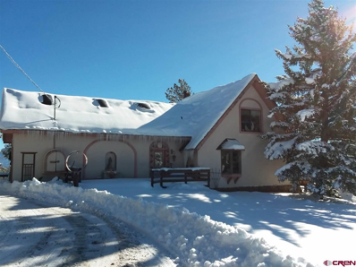 153 N Feather Ct, Pagosa Springs, CO 81147 - #: 754758
