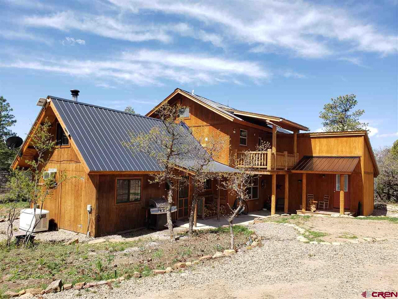 64 Jakes, Pagosa Springs, CO 81147 - #: 754992