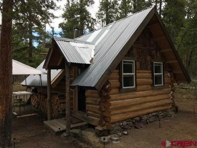 Forest Service Road 888 2B, Gunnison, CO 81230 - #: 755882