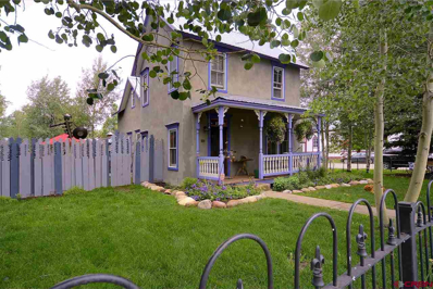 329 Maroon, Crested Butte, CO 81224 - #: 759095