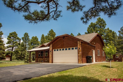 1501 Lake Forest, Pagosa Springs, CO 81147 - #: 759847