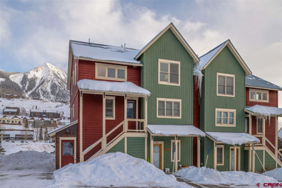 418 Horseshoe, Mt. Crested Butte, CO 81225 - #: 765287
