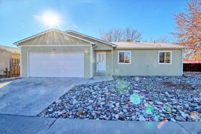 3040 Grand Valley Drive, Grand Junction, CO 81504 - #: 20186387