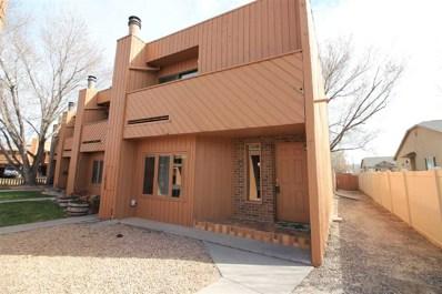 575 28 1\/2 Road UNIT 48, Grand Junction, CO 81501 - #: 20190194