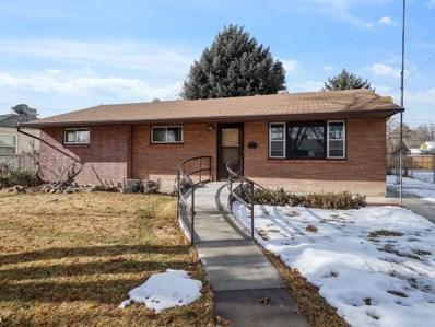 1535 N 20TH Street, Grand Junction, CO 81501 - #: 20190265