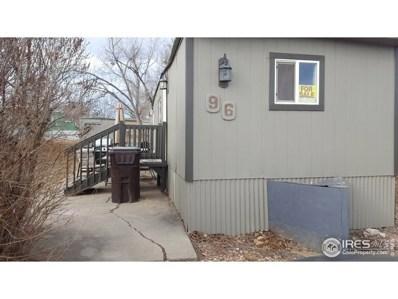 420 E 57th St UNIT #96, Loveland, CO 80538 - #: 3829