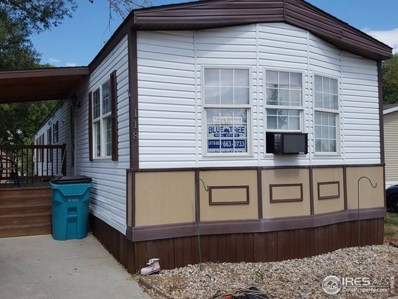 2300 W County Road 38 UNIT 118, Fort Collins, CO 80526 - #: 4028