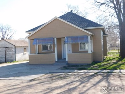 126 N 4th Ave, Sterling, CO 80751 - #: 848242