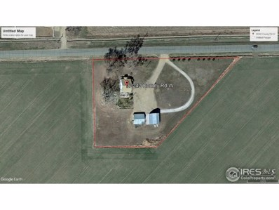 32242 County Road W, Hillrose, CO 80733 - #: 852368