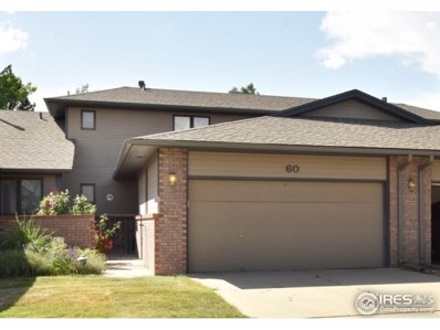 2010 46th Ave UNIT 60, Greeley, CO 80634 - #: 853743
