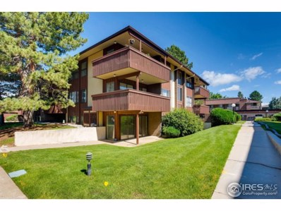 500 Manhattan Dr UNIT C3, Boulder, CO 80303 - #: 854233