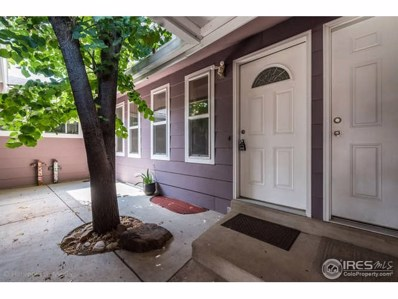 5165 Santa Clara Pl UNIT A, Boulder, CO 80303 - #: 857895