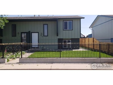 212 6th St, Gilcrest, CO 80623 - #: 857914