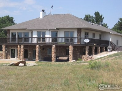 524 S County Road 27, Berthoud, CO 80513 - #: 859242