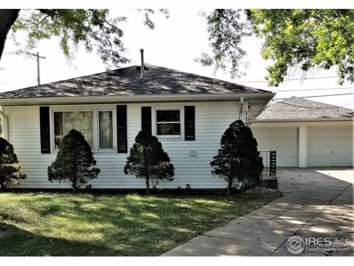 1133 S 10th Ave, Sterling, CO 80751 - #: 860264