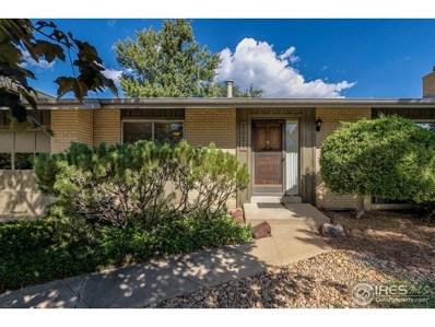 1021 Berea Dr, Boulder, CO 80305 - #: 861252