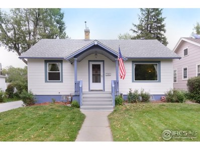 1612 14th Ave, Greeley, CO 80631 - #: 861462