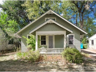 415 Wood St, Fort Collins, CO 80521 - #: 862173