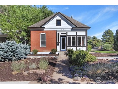 650 Stover St, Fort Collins, CO 80524 - #: 862285