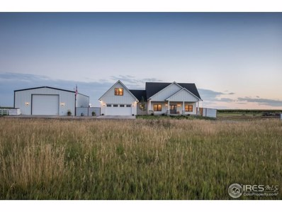 4822 County Road 50, Johnstown, CO 80534 - #: 862661