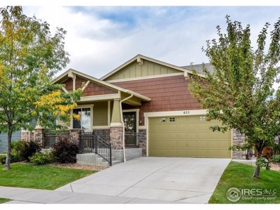 822 Crooked Creek Way, Fort Collins, CO 80525 - #: 862760
