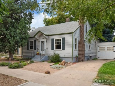 520 W Mountain Ave, Fort Collins, CO 80521 - #: 863306