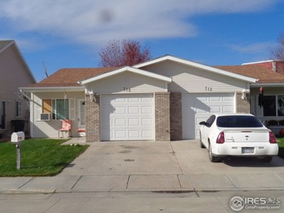 710 Daniels St, Brush, CO 80723 - #: 865491