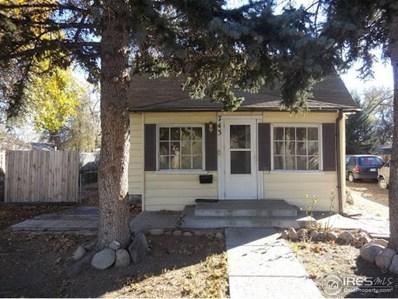 743 9th Ave, Longmont, CO 80501 - #: 866034