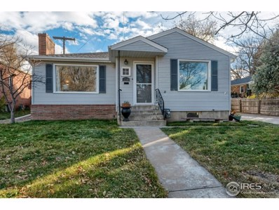 1718 Montview Blvd, Greeley, CO 80631 - #: 866168