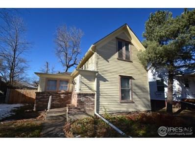 615 Kimbark St, Longmont, CO 80501 - #: 866814