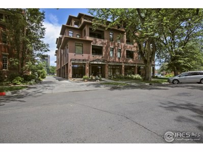 210 W Magnolia St UNIT 410, Fort Collins, CO 80521 - #: 867285
