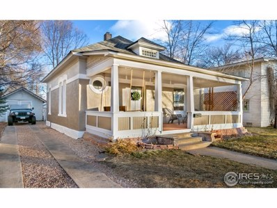 526 Remington St, Fort Collins, CO 80524 - #: 868119