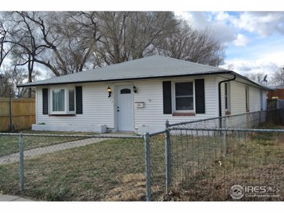 413 N 3rd Ave, Sterling, CO 80751 - #: 868536