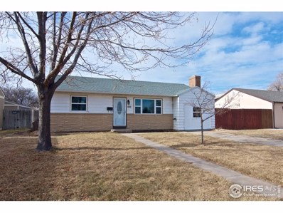 353 Plainview Ave, Sterling, CO 80751 - #: 870021