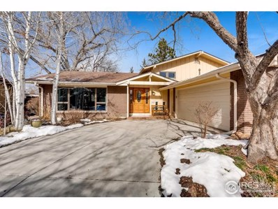 4792 Kellogg Cir, Boulder, CO 80303 - #: 872271