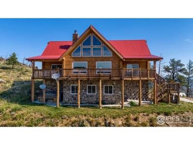 1234 Saddle Ridge Rd, Bellvue, CO 80512 - #: 872484