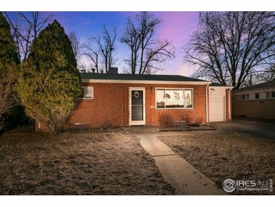 2635 12th Ave, Greeley, CO 80631 - #: 872860