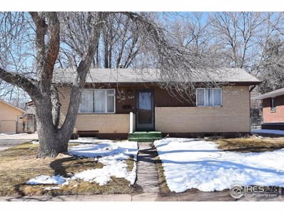 2649 14th Ave Ct, Greeley, CO 80631 - #: 875036