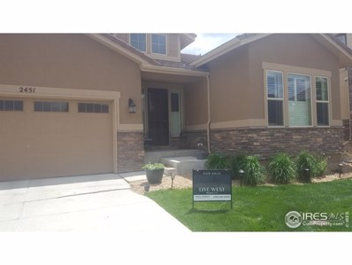 2451 Reserve St, Erie, CO 80516 - #: 877655