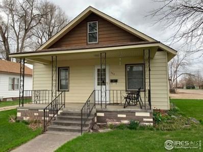502 Platte St, Sterling, CO 80751 - #: 878563