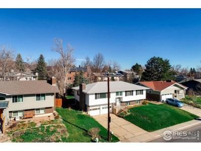 1435 Gillaspie Dr, Boulder, CO 80305 - #: 878666
