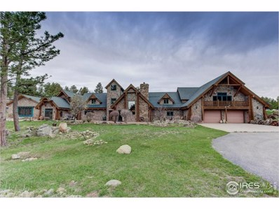 1260 Twin Sisters Rd, Nederland, CO 80466 - #: 881822